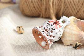 Decorative ceramic bell - $21.83
