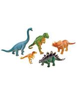 Kids Dinosaurs Large Pretend Dinosaur Models Re... - $37.95