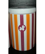 1 Happy Chic Tall Canister For Doggie Treats Li... - $24.84