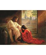 Forgiven Jesus Christ 500 piece Jigsaw Puzzle S... - $14.40