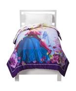 Disneys Frozen Anna Elsa Olaf Twin/Single Size ... - $75.00