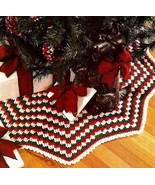 Y905 Crochet PATTERN ONLY Holiday Pizzazz Chris... - $10.45