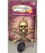Large Halloween two-sided  Skull & Crossbones P... - $9.99