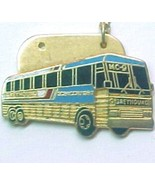 Greyhound Scenicruiser charm for tie clip bar - $4.00