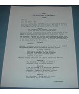 New World Zorro Script