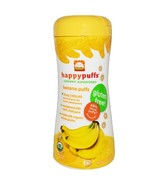 Banana Puffs (6x2.1Oz) - $44.95
