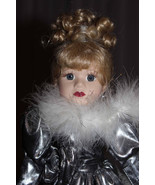 Vintage Collectible The Brass Key Doll Silver S... - $49.49