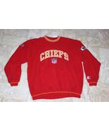 NFL Kansas City Chiefs Pro Line Starter Fleece ... - $19.79