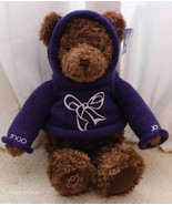 Millennium Bear 2000 The Jones Store Purple Joy... - $24.74