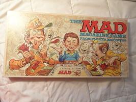 Vintage Mad Magazine Board Game 1979 & 2 Paperb... - $14.99