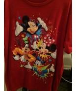 Disney Character Short Sleeve T-shirt  1X - NWT - $27.72