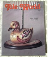 Tole World -- Back Issue August, 1983, Volume 7... - $5.00