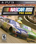 NASCAR The Game 2011  (Sony Playstation 3, 2011) - $21.95