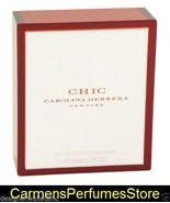 CHIC For Women 1.7 Fl Ounce EDP SPRAY by Caroli... - $39.99