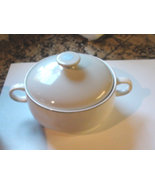 Christmas Porcelain Tureen Covered Serving Dish... - $45.00