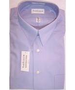 NWT Van Heusen Men's Lavender Wrinkle Free Dres... - $22.99