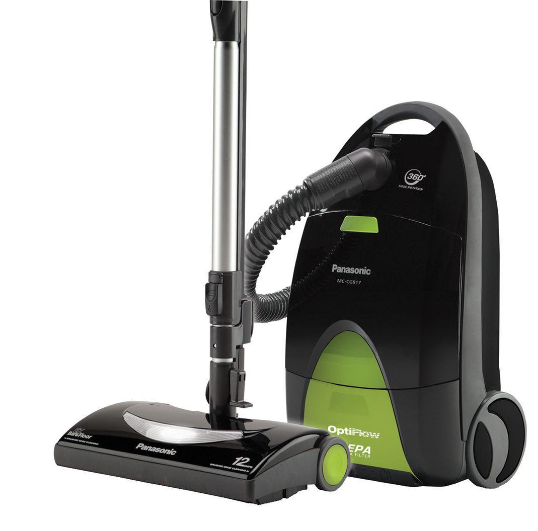 Panasonic MC-CG917 Canister Vacuum Cleaner - Vacuum Cleaners