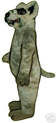 PROFESSIONAL CUSTOM MADE RAT MASCOT COSTUME HALLOWEEN