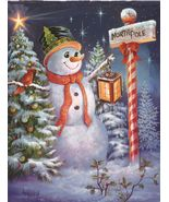 North Pole or Bust 500 piece Jigsaw Puzzle Suns... - $10.80