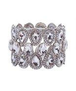 Bridal Wedding Jewelry Crystal Rhinestone Stunn... - $40.40