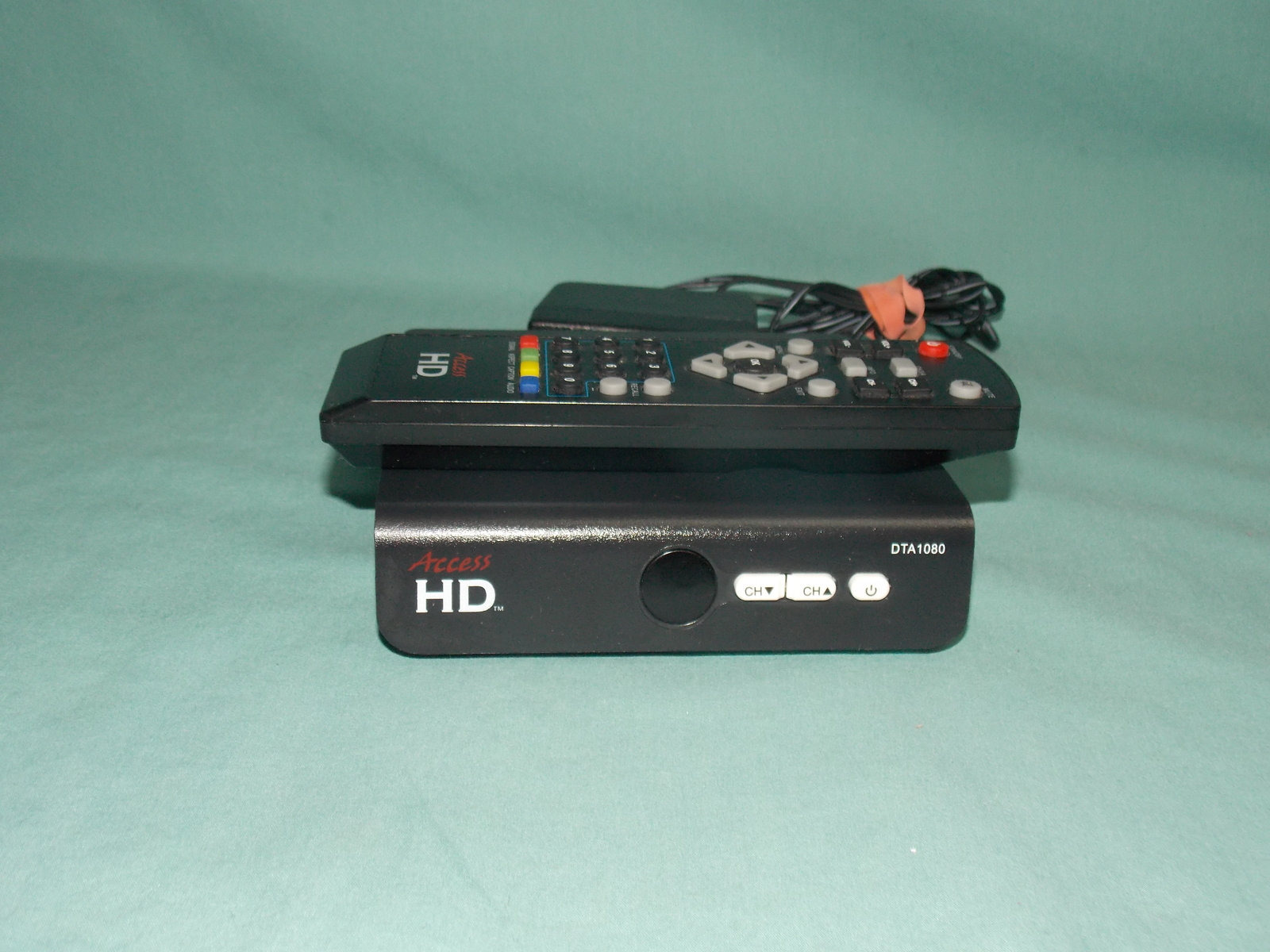 Access hd dta1080 universal remote code