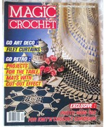 Magic Crochet -- Back Issue, December 1989, Num... - $5.00