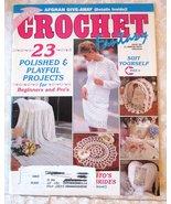 Crochet Fantasy Magazine #77 -- Back Issue, Aug... - $5.00
