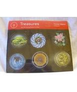 Treasures Corning Glass Museum Magnets Circular... - $5.00