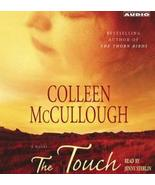 The Touch, Colleen McCullough, Audiobook, CD