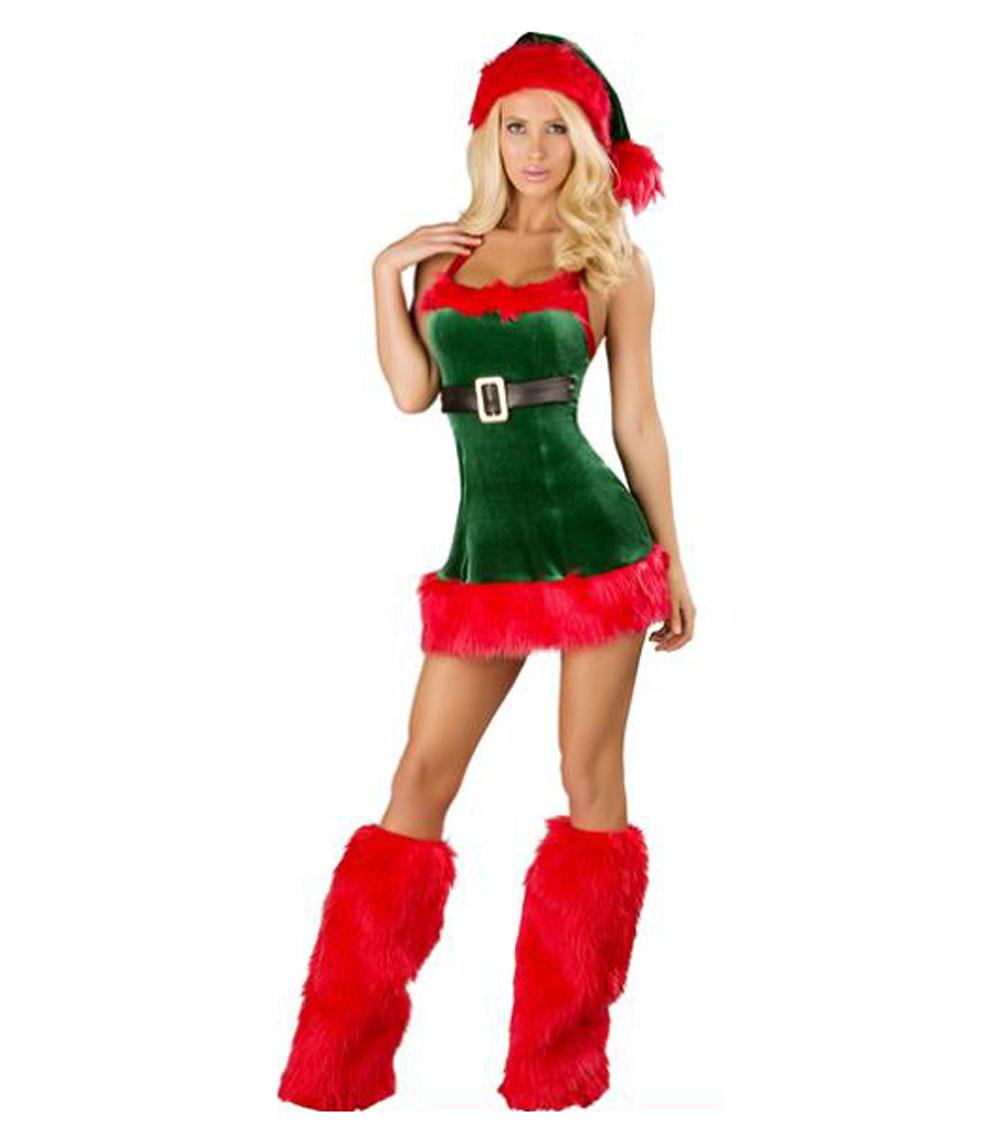 Sexy santa elf costume sexy download
