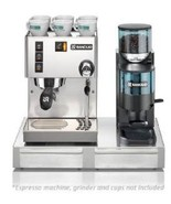 Kitchen Latte Espresso Cappuccino Steam Pump Co... - $225.99
