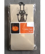 Halloween Costume Black Cat Scratch Runs Nylon ... - $2.97