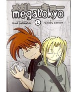 Megatokyo Vol. 1-3 by Fred Gallagher (Paperback) - $12.00