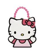 Hello Kitty Head Shaped Tin Tote Lunch Box! - $8.49