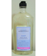 Bath and Body Works New Aromatherapy Lavender C... - $9.00
