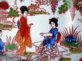 ANTIQUE PLATE FINE PORCELAIN JAPAN 20 century h... - $5.00