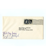 (12) 1964 JFK Covers SIGNED by Terre Haute Post... - $25.00
