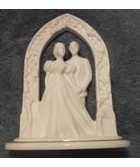 Vintage Bride and Groom Lenox Wedding Moments A... - $24.69