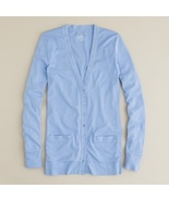 NWT J. Crew Perfect fit mixed tape cardigan Sma... - $30.00