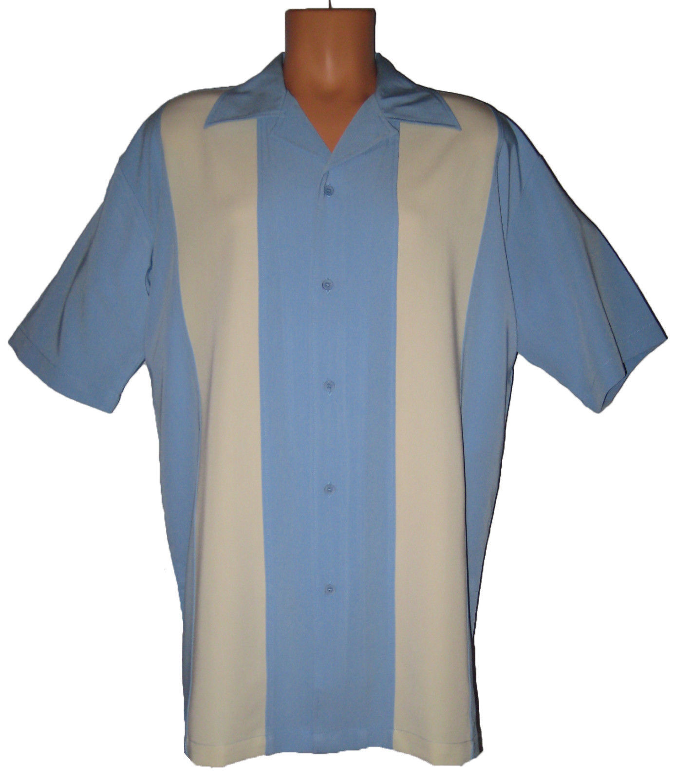 Mens bowling shirts new retro vintage charlie style for Best mens dress shirts under 50