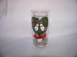 Indiana Glass 12 Days of Christmas Day 2 Tumbler - $3.00