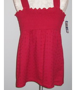 Style & Co  Bright Red Smock Size XL NWT - $22.00