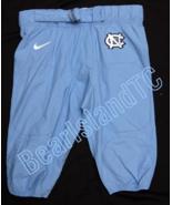 UNC TARHEEL GAME USED FOOTBALL PANTS BLUE Siz... - $29.00