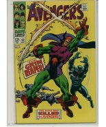 The Avengers (1963) # 52 VF Very Fine Condition... - $89.99