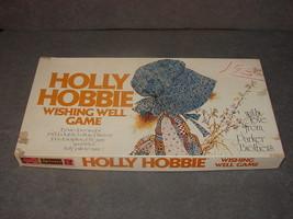 Holly Hobbie Wishing Well Board Game [100% COMP... - $13.00
