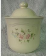Pfaltzgraff Tea Rose 2½ Quart Canister # 507 - ... - $14.00