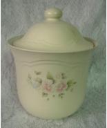 Pfaltzgraff Tea Rose 3 Quart Canister # 506 - U... - $14.00