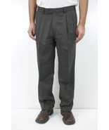 36S TAILORED Brooks Brothers Wool Gray Stripe D... - $97.02