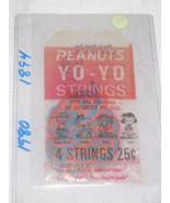 Vintage Peanuts Yo-Yo Strings In Original Packa... - $16.00