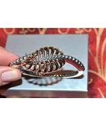 NWT $2350 LAGOS INTERLUDE Caviar Leaf Bangle 18... - $1,142.58